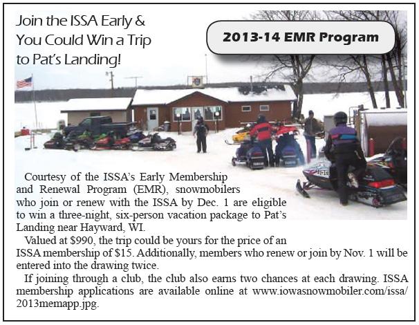 2013-14 Early Membership Renewal Program